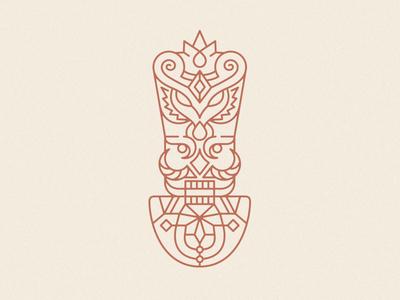 The Nutcracker crown logo ethnic xmas christmas mouse king illustration nutcracker