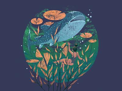 01 | Fish illustration
