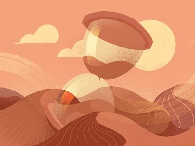 013 Dune inktober2020 illustration