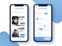 Barber App exploration