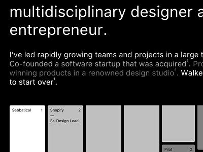 New year. New site. career branding marketing story portfolio personal