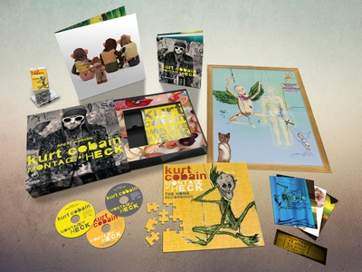 Montage of Heck Box Set