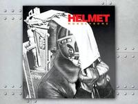 Helmet Monochrome
