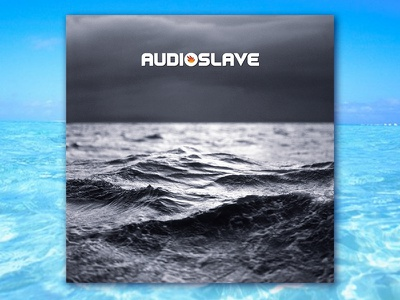 Audioslave Out Of Exile graphic design album cover design for music art direction