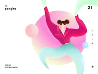 yangko dance-小苹果