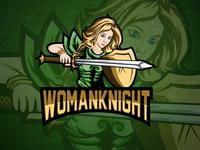Woman Knight