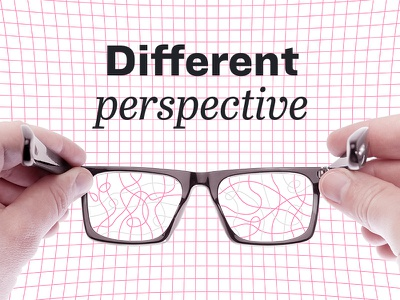 Different Perspective Cover cover medium visual
