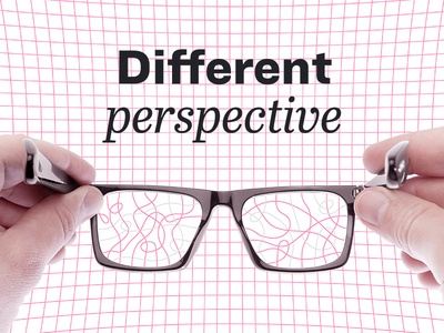 Different Perspective Cover