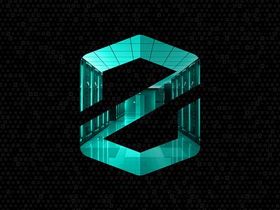 Zerops Logo operations server zero 2fresh logo