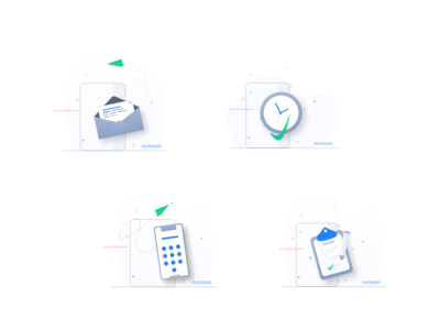 Onboarding illustration Light Mode