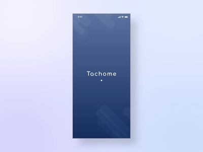 Techome App Interaction minimal appdesign codetheorem theorem code face id weather illustration ui design android iphone smarthome animation interaction app design ux ui
