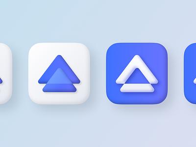 macOS Big Sur - Icon Exploration 3d bigsur theorem code logo vector illustration design iphone icon uxdesign icons macos icon app macos webdesign uiuxdesign uidesign uiux ui