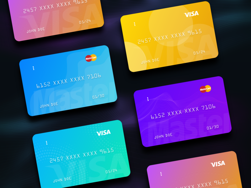 Virtual Credit/Debit Card