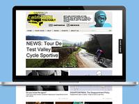 Proposed c.a.l.m website design