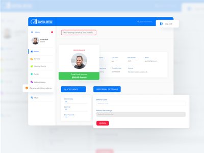 Dashboard design for a Client! uxui ux ui wireframe prototype mobile application mobile ui mobile app design dashboard app ux designer inspiration dashboard design dashboard ui uiuxdesign dribbble user interface design uiuxdesigners uidesigners uidesign uiux