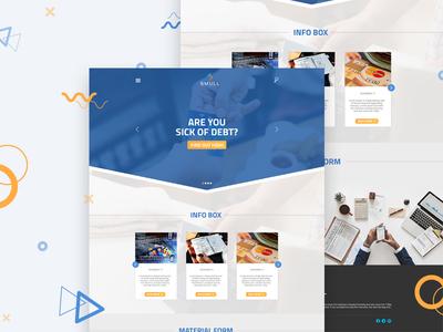 Health Ui design