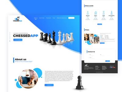 Chess Application Ui Design