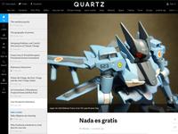 Quartz Pre-launch
