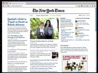 Ochs Chrome Extension for The New York Times