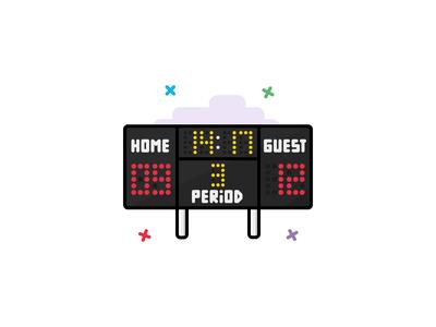 #16 Scoreboard icon