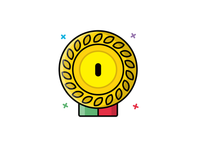 #24 Medal icon