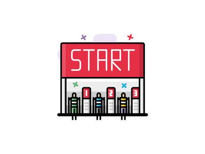 #26 Start icon