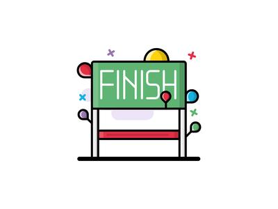 #27 Finish icon