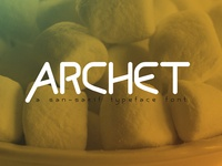 Archet Font