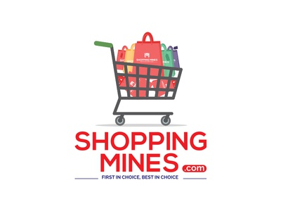 Shopping Mines Logo