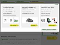 Select Options Nag Screen
