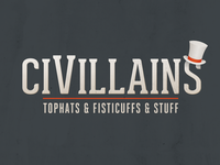 CiVillains Logo Design