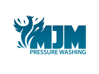 MJM Pressure Washing Logo