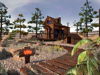 Vito's Cabin - Dynamic View