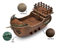 Boat Hull - Shaders
