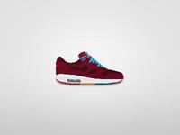 Nike AM1 x Parra Pixel Art Sneaker