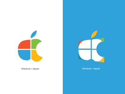 Windows + apple