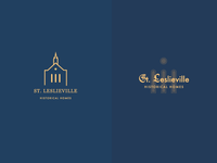 Church Lofts Logo Concepts