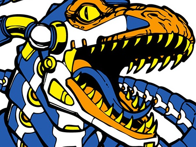 Velociraptor color
