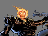 Ghost Rider and Son