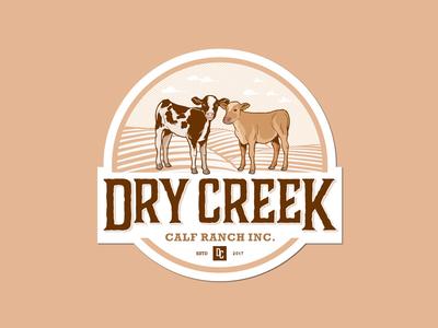 Logo Design for Calf Ranch