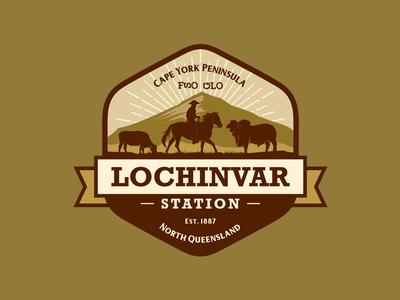 Logo Design for Cattle Ranch