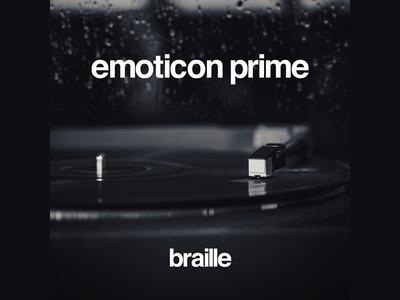 Emoticon Prime   Cover Artwork music cover art