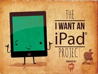 The I Want an iPad Project