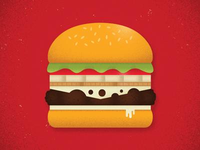 The Shroom Burger bun bread design ingredient food game gaming tabletop burger card game