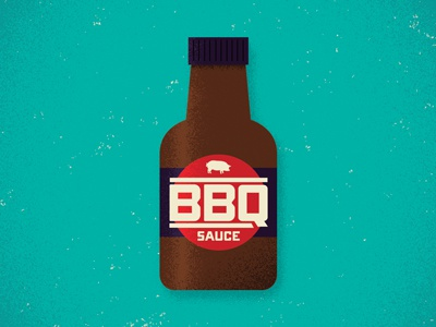 BBQ Sauce barbecue bbq sauce condiment food game tabletop burger card game