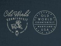 Old World Counterfeit