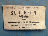 Southern Works