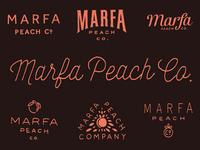 Marfa Peach Co.