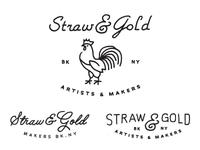 Straw & Gold