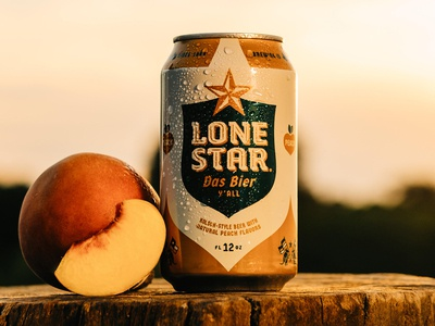 Lone Star - Das Bier Y'all commercial campaign beer branding design branding beer can design packagingdesign packaging
